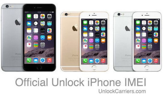 Unlock iPhone XS, XR, X, 8, 7, Plus & iPad Official