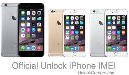 Unlock iPhone XS, XR, X, 8, 7, Plus & iPad Official Unlocking via